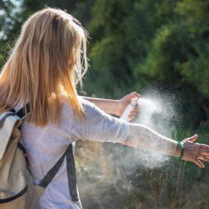 Zaštita od komaraca i drugih insekata